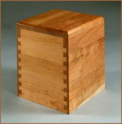 An affidavit that the urn or casket contains only the remains of the deceased is necesary