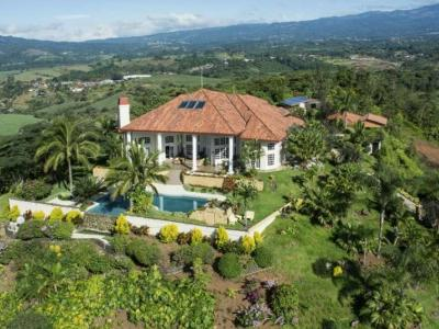 Grecia mountain top mansion for sale