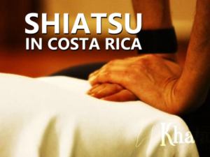 Shiatsu in Costa Rica
