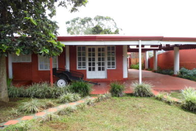 Costa Rican style home