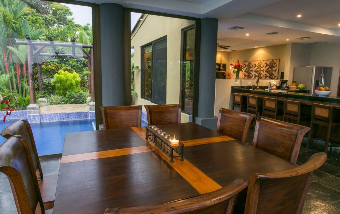 Casa Mar Y Luna Dominical Luxury Home For Sale