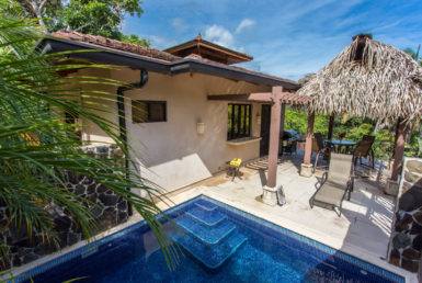 Dominical vacation villa for sale