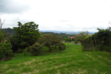 quarter acre view lot in Grecia gated community