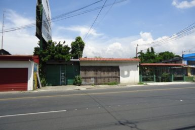 Guadalupe commercial lot
