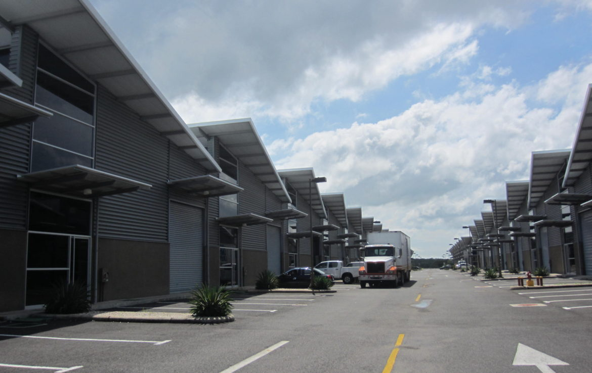 Liberia warehouse for sale in business park