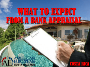 Bank appraisal in Costa Rica