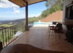 15plus Acre Atenas Spectacular Ocean View Property with 2 bedroom Home and Building Site 12