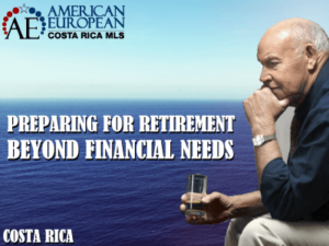 Preparing for retirement Costa Rica