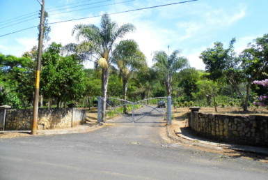 Building lots for sale in new Naranjo development