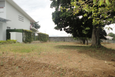 Beautiful Heredia building lot for sale