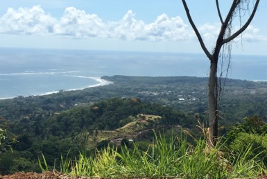 Uvita 32 Acre Development Property with Ocean View Building Sites