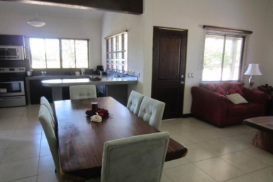 Papagayo furnished authentic style 3 bedroom home for sale