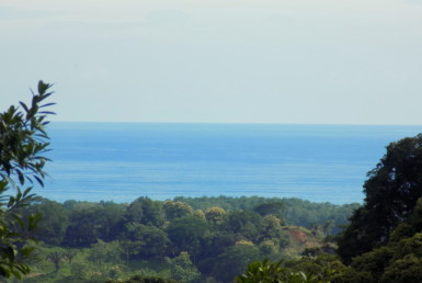 Waterfall 190 Acre Luxury home lot or to develop - Ocean and Mountain Views