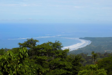 62 Acre Ocean and Mountain View Property for sale