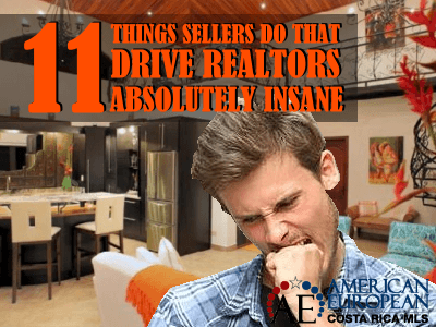 11 Things Sellers Do That Drive Realtors Absolutely Insane