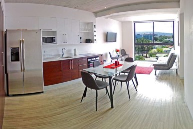 37 Dent Flats Furnished Apartment with View for Rent, 6th Floor