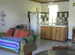 Almost 6 Acres of Lush Landscaping, Magnificent Views with 2 Homes in Atenas - guesthouse floorplan