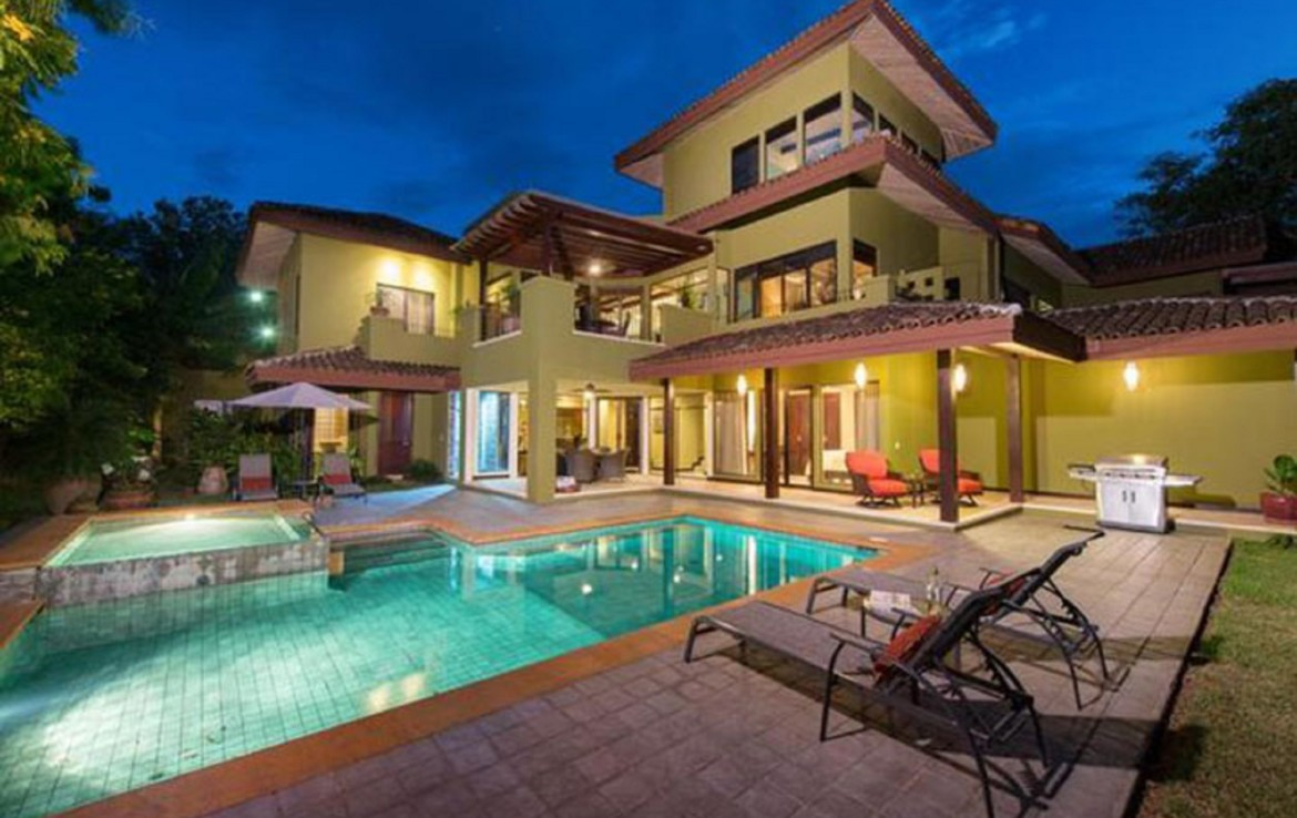 Turnkey Reserva Conchal Beach and Golf Villa