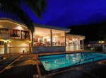 7 Bedroom Santa Ana view estate on 9 acres, pool and stables