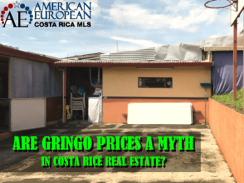 Are Gringo prices for Costa Rica property a myth?