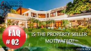 Real Estate FAQ | Is the property seller motivated?