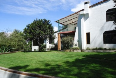 Coronado home with guest house