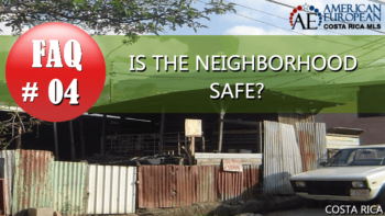 Real Estate FAQ | Is the neighborhood safe?