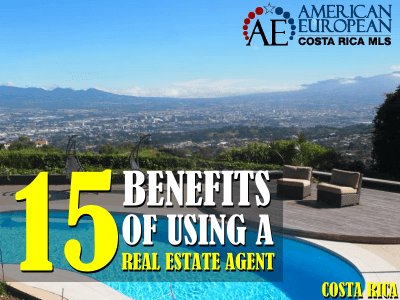 15 Benefits of Using a Real Estate Agent