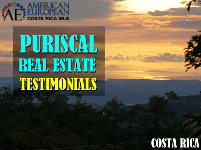 Puriscal real estate testimonials