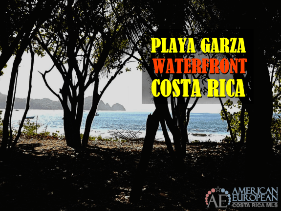 Does waterfront property in Costa Rica exist?