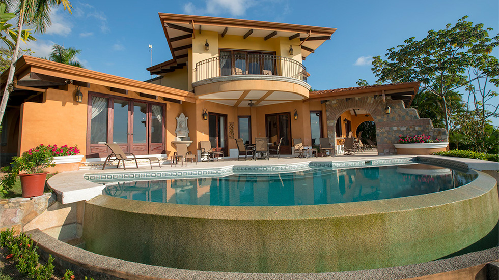 Las Olas Dominical 3 BR luxury home for sale.
