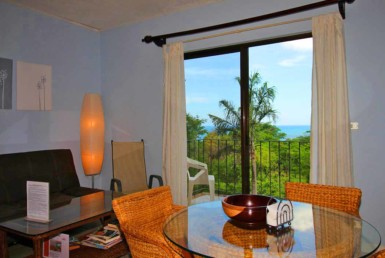 Tamarindo Beach 1 BR Oceanview Vacation Condo