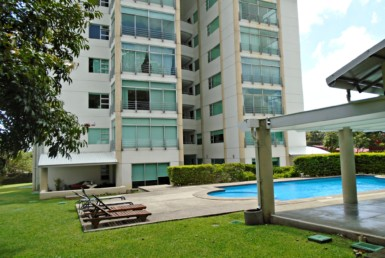 Outstanding furnished 2nd floor 3 BR Bohemia Country condo