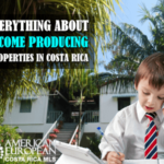 Everything about income producing properties in Costa Rica