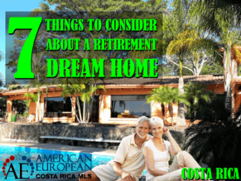 7 Things to Consider About a Retirement Dream Home