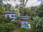 Modern 4 BR Whales Tail View Uvita Home