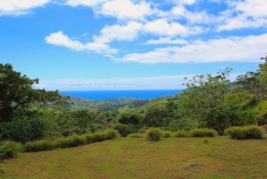 Gorgeous Dominical Ocean and Mountain View Homesite
