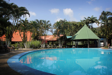 Dominical 52 Room Hotel with high rating on Tripadvisor