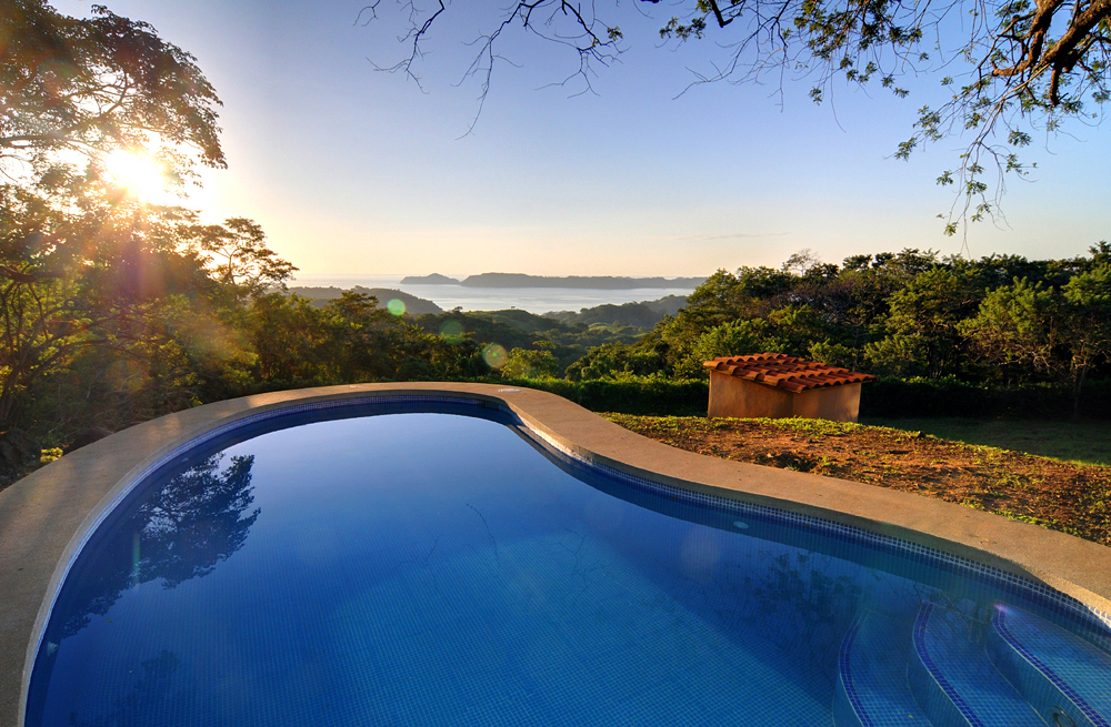 Papagayo Guanacaste Ocean View Community With Lots and Homes For Sale
