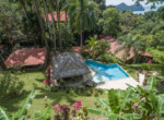 Manuel Antonio Family Compound with B and B potential