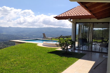 Million Dollar View Atenas Villa – Great Investment or Residential Turnkey Property