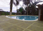 Grecia 3 BR house + 2 casitas, rancho and pool on 5 acres