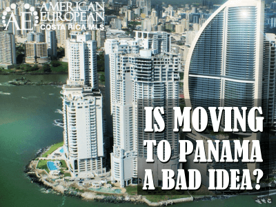 Is moving to Panama a bad idea in the top 10 Costa Rica real estate blogs