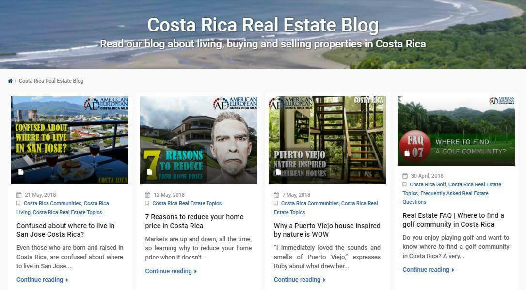 6 Benefits of listing on the #1 MLS in Costa Rica
