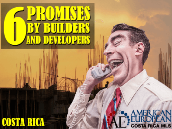 6 Promises by Residential real estate developers that should worry buyers
