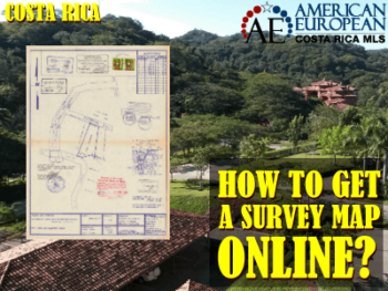 How to get a survey map or plano catastrado of your property online