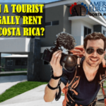Is renting a house as a tourist possible in Costa Rica?