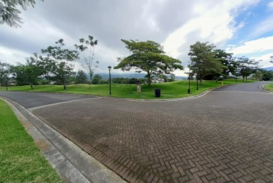 Monteran Golf Community Curridabat Half-Acre View Lot for Sale