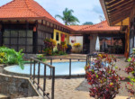 Atenas Tropical Bali Style 3 BR + Office Family View Retreat
