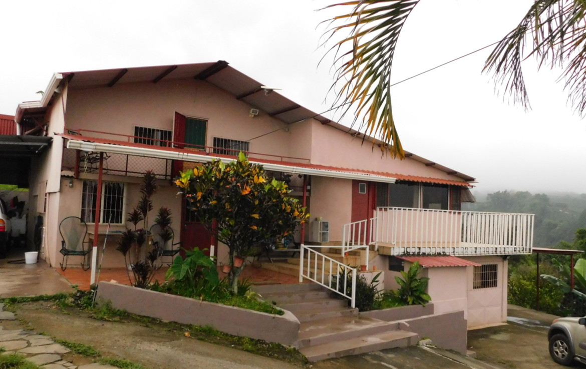 Bargain 4 BR Sarchi valley view home